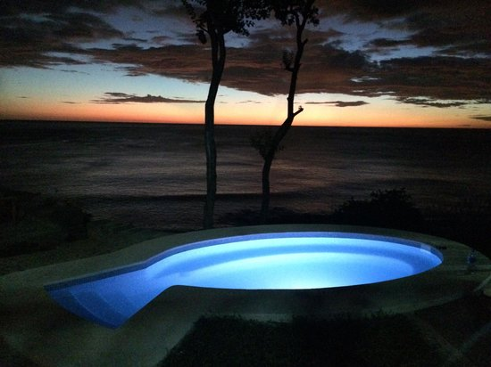 Villas Playa Maderas: view from deck