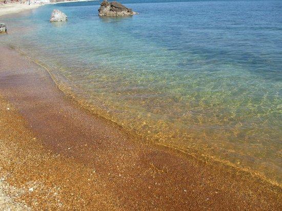 Paliochori Beach : Colors