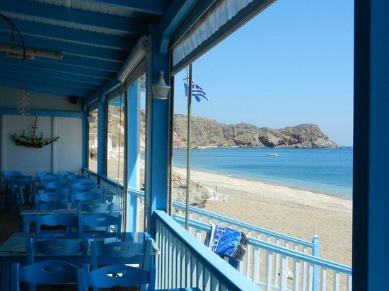 Paliochori Beach : Sirocco Restaurant