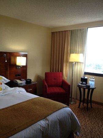 Tampa Marriott Westshore: Bedroom