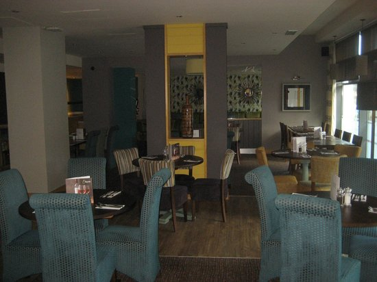 Premier Inn Belfast City Centre (Alfred Street) Hotel: Dining area