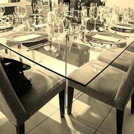 Trio Gastronomia Cozinha de Autor: A nossa mesa