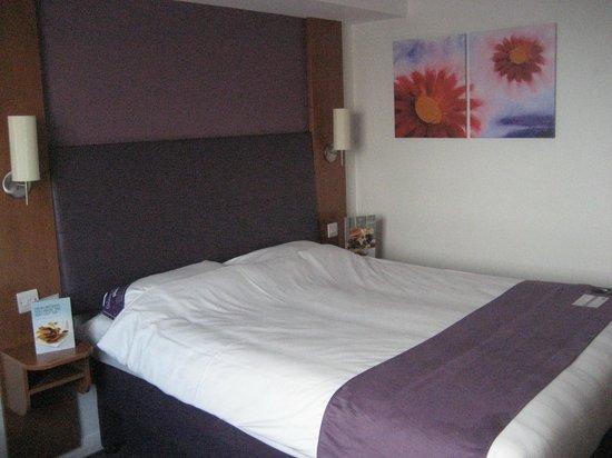 Premier Inn Belfast City Centre (Alfred Street) Hotel: The leaba!!