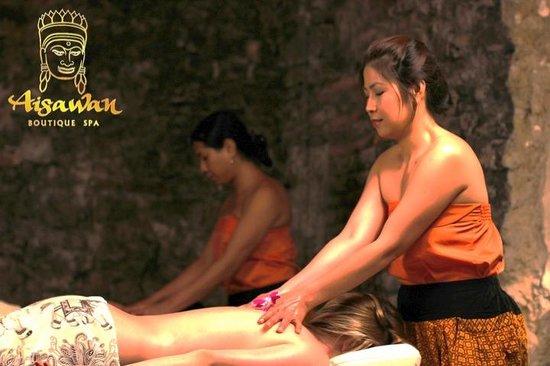 Aisawan Boutique Spa: Treatment snapshot