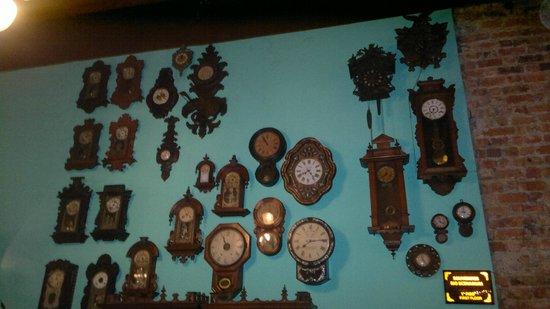 4c93ac9455c Coleção de relógios antigos - Foto de Rio Scenarium