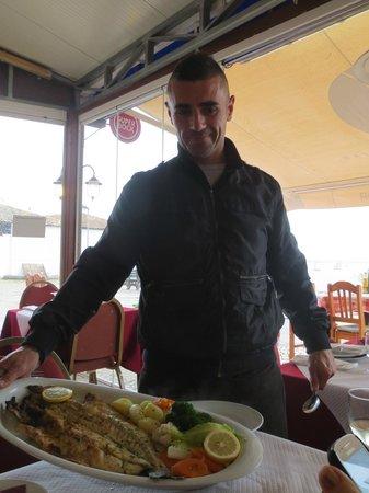 Restaurante Navegador: Die Empfehlung des Hauses war ein Genuss