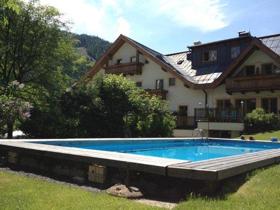 Hotel Hochkönig: Pool