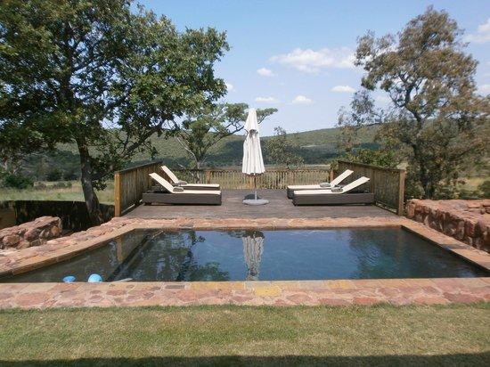 Ekuthuleni Lodge: Swimmingpool