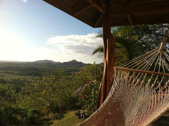 Panacea de la Montana Yoga Retreat & Spa: View from our cabina!