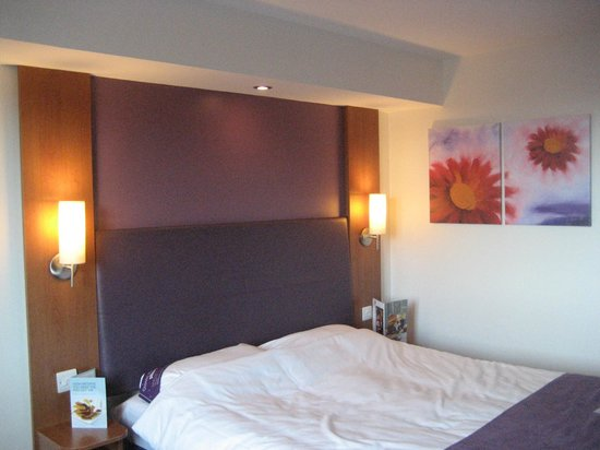 Premier Inn Belfast City Centre (Alfred Street) Hotel: Nice and cosy