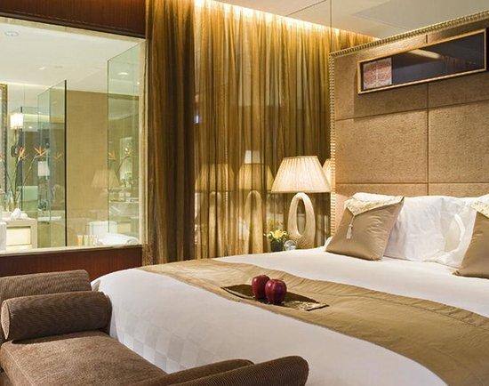 Pan Pacific Xiamen: Suite