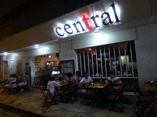 Bar Central: rua mamede simões, em 2013