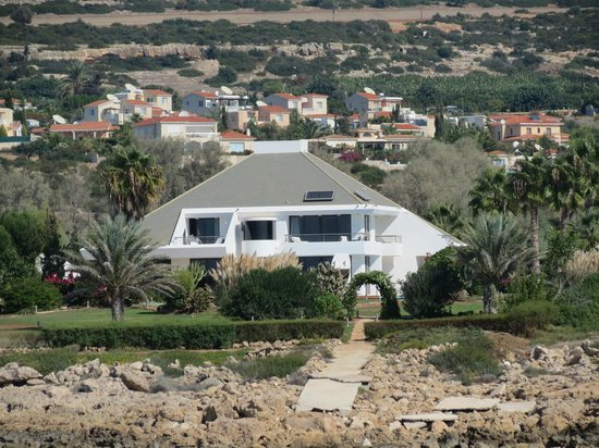 Paphos Sea Cruises George Michaels House