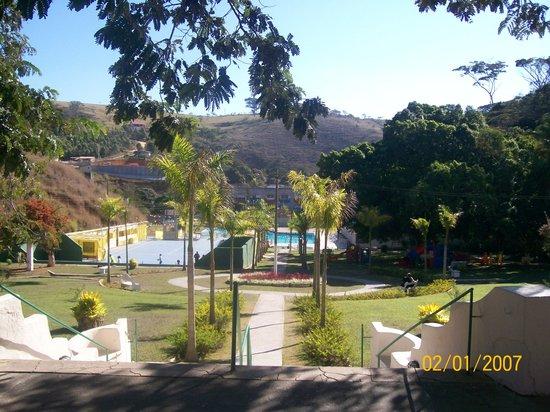 Paty do Alferes, RJ: Vista da piscina
