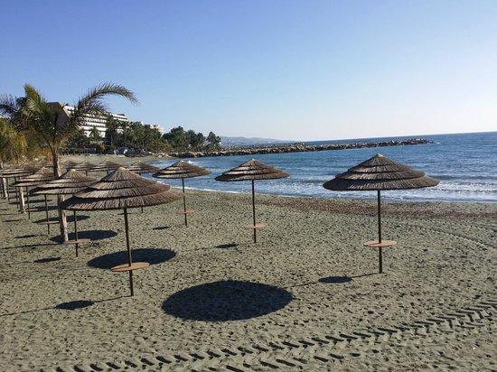 Four Seasons Hotel: la plage
