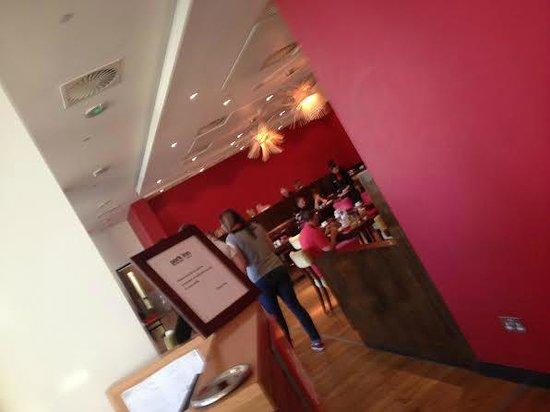 Park Inn by Radisson Aberdeen: Diningroom