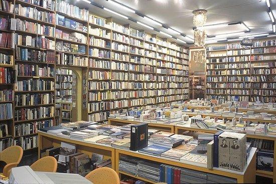 Leonardo da Vinci Bookstore