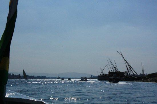 Nile River: Нил