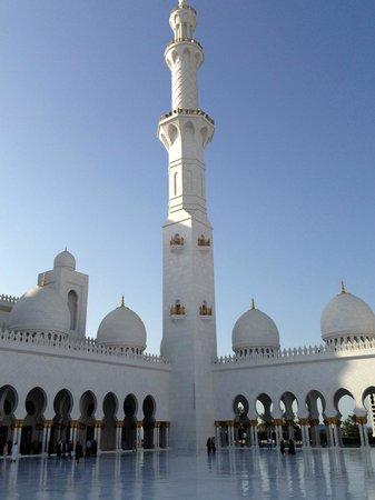 Mezquita Sheikh Zayed: mesquita
