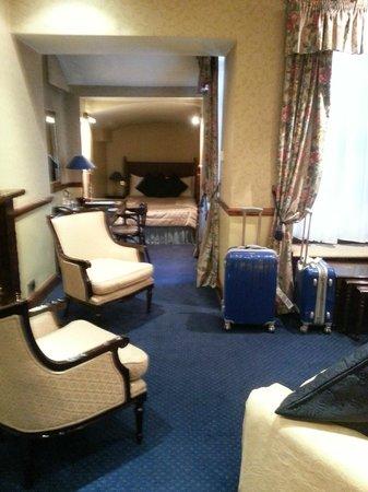 London Elizabeth Hotel: Lancaster Suite