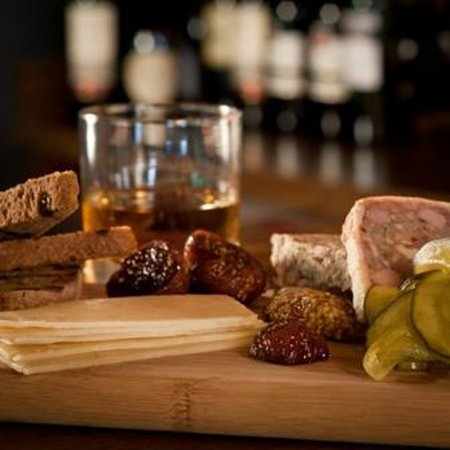 Kedron Valley Inn: Charcuterie