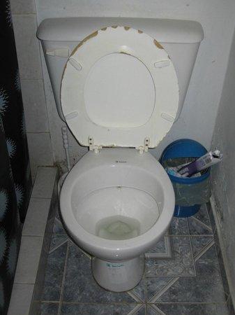 Hostel Aonikenk: toilettes