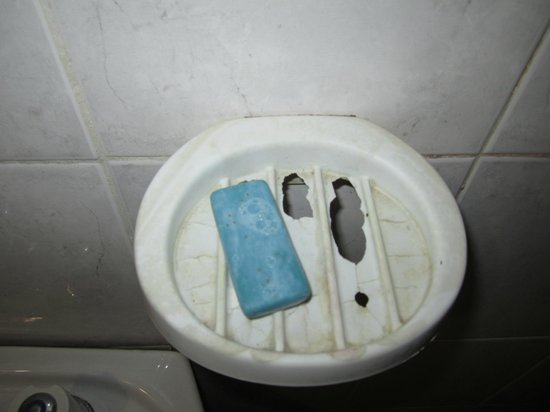 Hostel Aonikenk: salle de bain