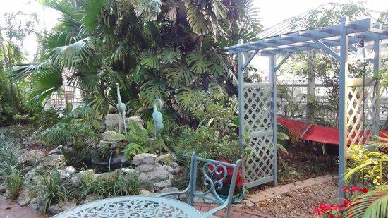 The Duval House: Garden