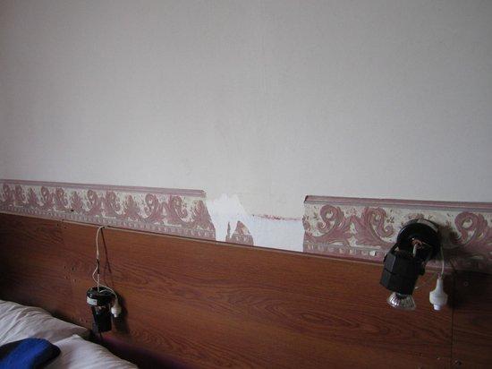 Hostel Aonikenk: Au dessus du lit