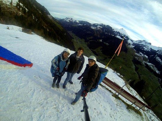 Paragliding Luzern: Paraglide