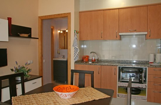Hostal Agusti : apartamento
