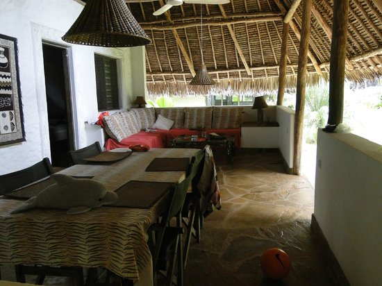 Shambani Cottages : Tembo cottage