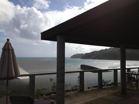 Pagua Bay House Oceanfront Cabanas: View Room 6