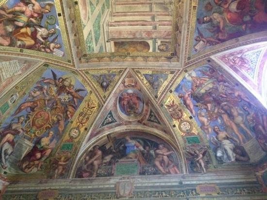 When In Rome Tours: Vatikanet