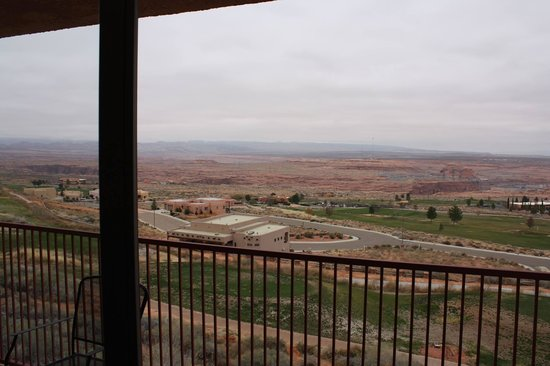Quality Inn at Lake Powell : Another view from my room