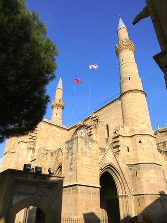 Selimiye Mosque: l'esterno