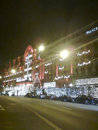 Lausanne Palace & Spa : Lausanne Palace