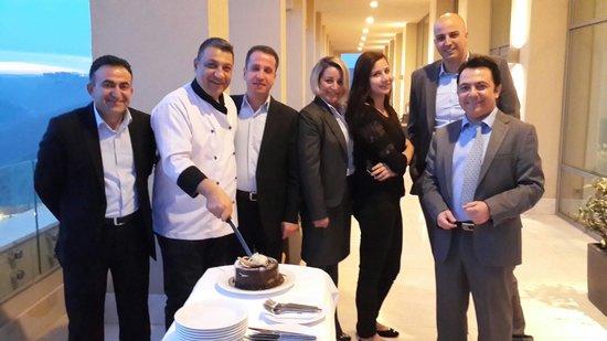 Hilton Garden Inn Mardin : ## Ïlker, birthdays ##