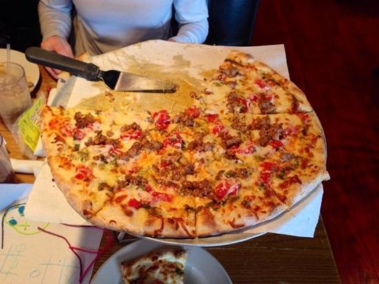 Joey's Pizza Pie: Taille XL