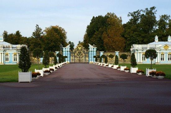 Catherine Palace and Park: Catherine palace