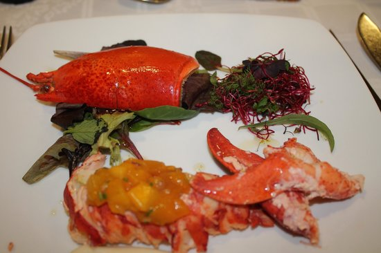 Hotel Bonalba: Plato cena Fin de Año