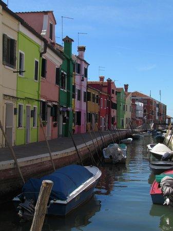 Hotel Colombina : side trip to Burano