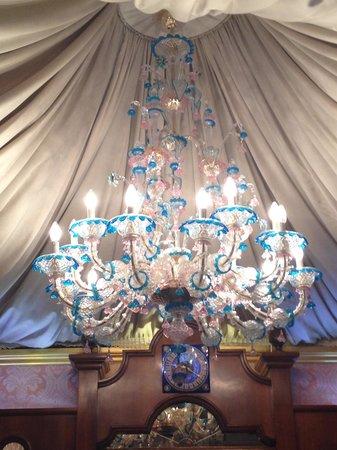 Hotel Colombina: Columbina lobby