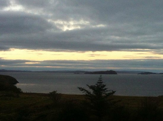 The Summer Isles Hotel and Restaurant : View from our room