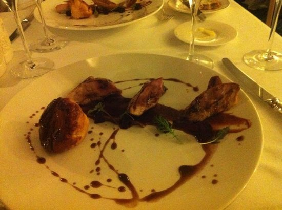 The Summer Isles Hotel and Restaurant : Fine dining