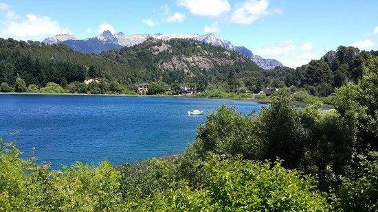 Club Hotel Dut Bariloche: vista desde la unidad