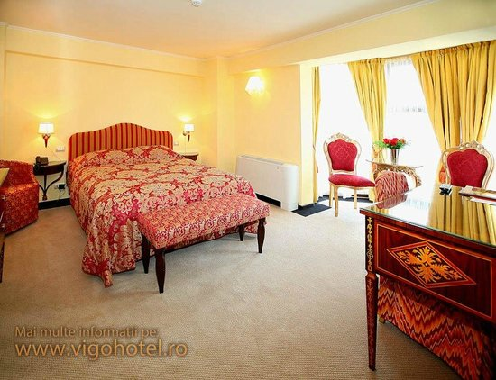 Vigo Hotel: Single Room with King Size bed