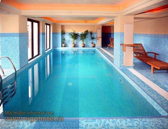 Vigo Hotel: Pool