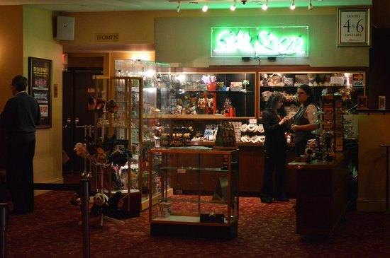 State Theatre: gift shop