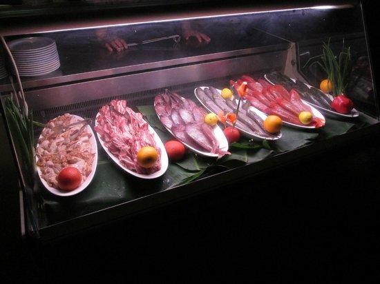 Crowne Plaza Muscat: Seafood